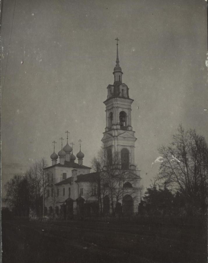 из архива А.П. Соболева